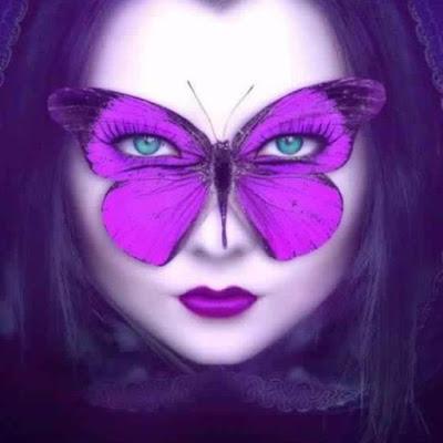 الفراشة : أميرة الأكوان والأزمان