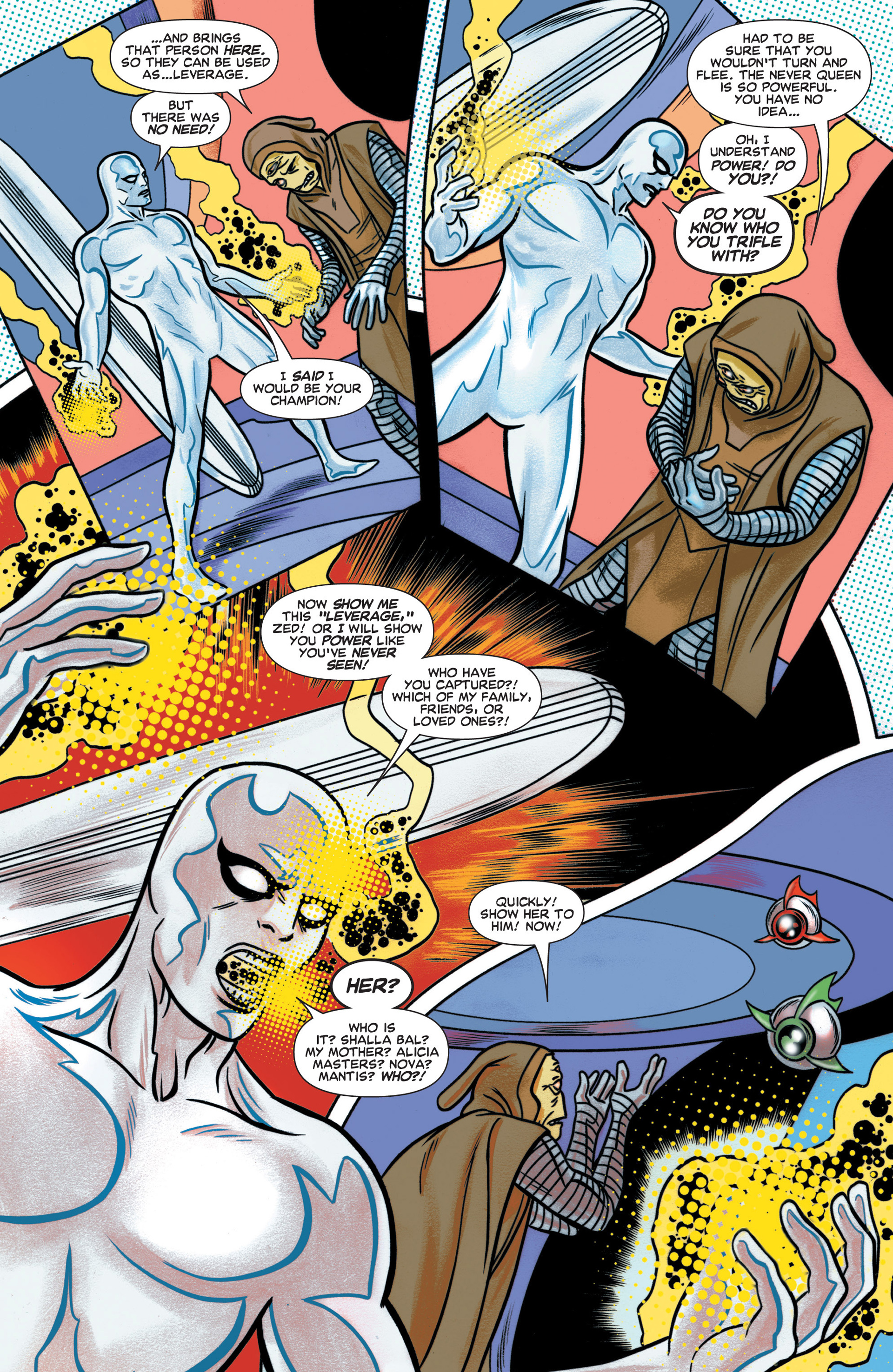 Read online Silver Surfer (2014) comic -  Issue #1 - 18