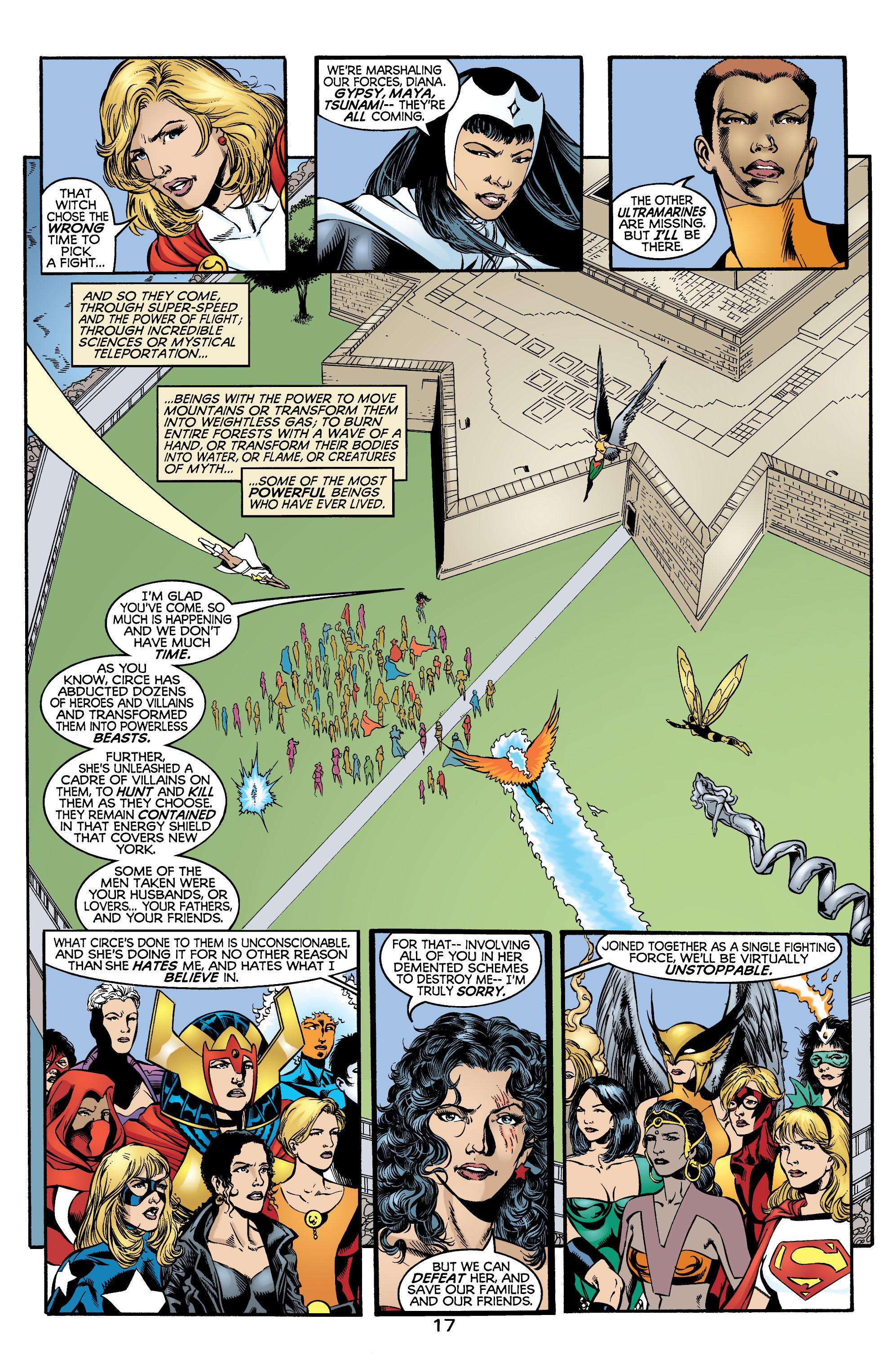 Read online Wonder Woman (1987) comic -  Issue #174 - 18