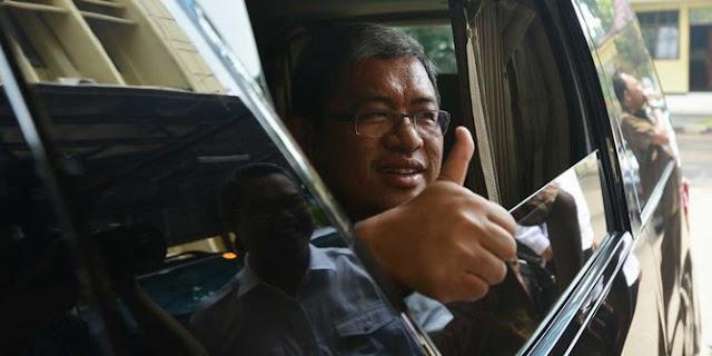 Mangkir Lagi, KPK Jadwal Ulang Pemanggilan Ketiga Aher terkait Suap Meikarta