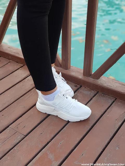 nefes alan spor ayakkabı