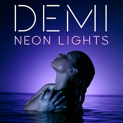 Demi Lovato - Neon Lights [Lyrics Video]