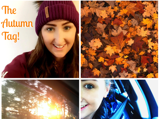 THE AUTUMN TAG!
