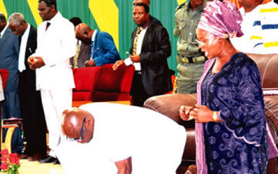 fayose deeper life church member