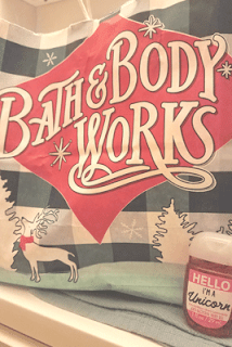 Bath and Body Works bag and sanitizer ~ X is an Ex for a reason #AtoZchallenge #ShortStory #AdForRoomatesStory #LGBTQIA+ #UrbanFantasy