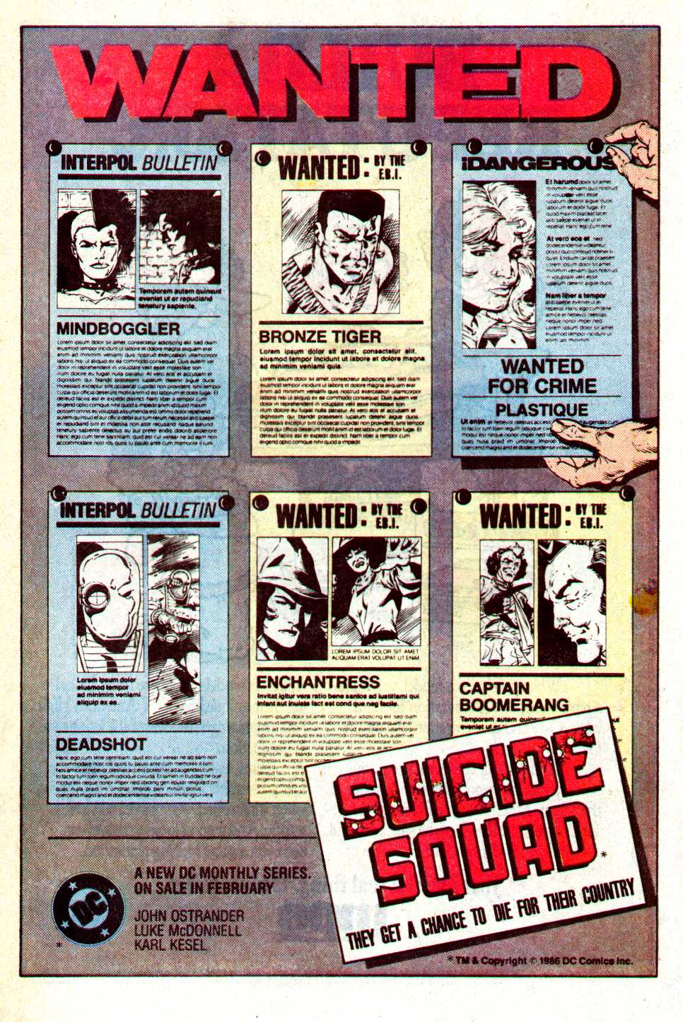 Read online Secret Origins (1986) comic -  Issue #14 - 5