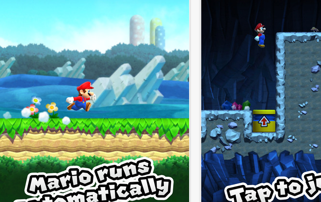 Super Mario Run disponibile su iOS per iPhone e iPad | Video e Download HTNovo