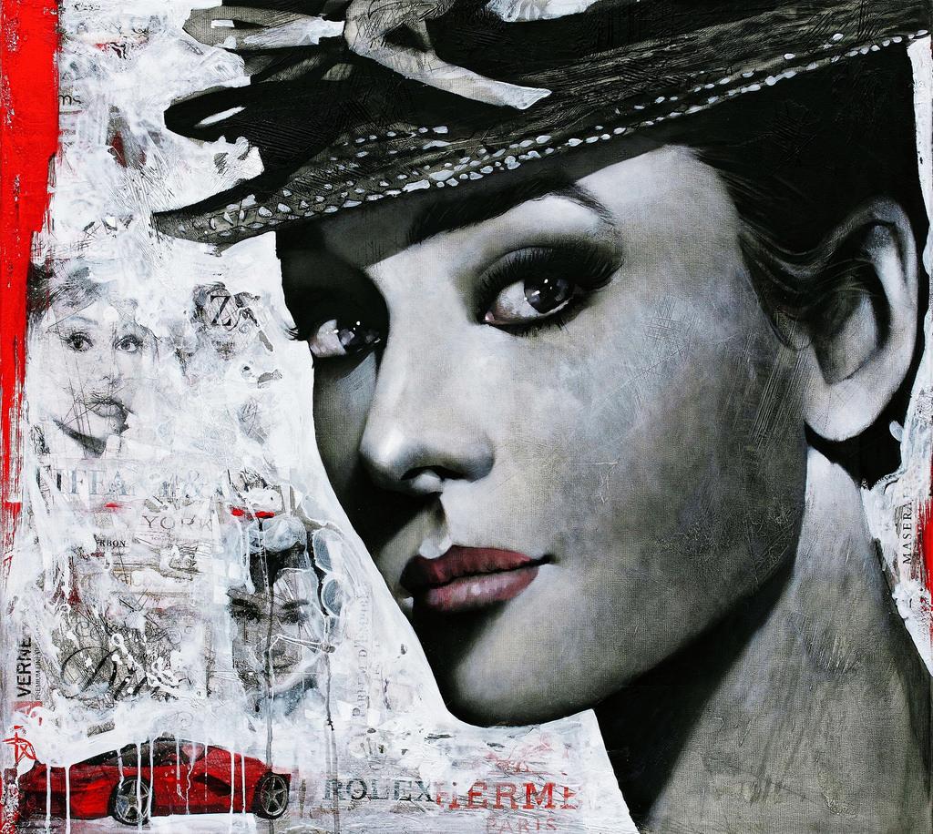 Ira Tsantekidou Audrey Hepburn