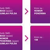 NIH...!!! CARA TRANSFER PULSA SESAMA XL & AXIS TERBARU 2016