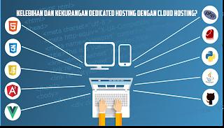 cloud hosting dan dedicated hosting terbaik dan bagus mana?