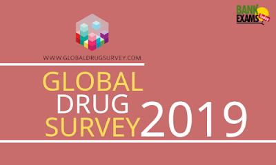 Global Drug Survey 2019: Key Facts