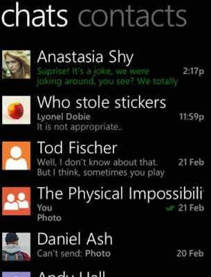 TELEGRAM MESSENGER - APPLICAZIONE GRATUITA PER SMARTPHONE TABLET WINDOWS PHONE