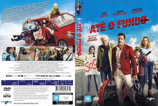 Capa DVD Até o Fundo [Custom]