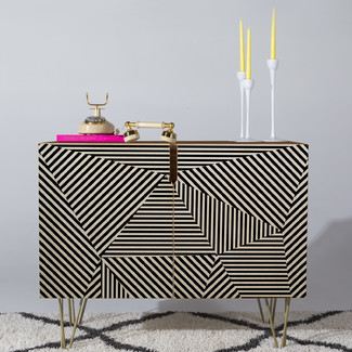 My Boho Heart Can't DENY It: This Credenza is Home Decor JUNK!