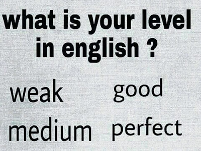 What, is, your, level, in, english?,  Let's, do, it, together