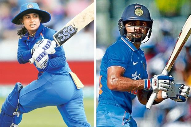 Contract system of BCCI for Indian cricket for players : Man Cricket and women Cricket