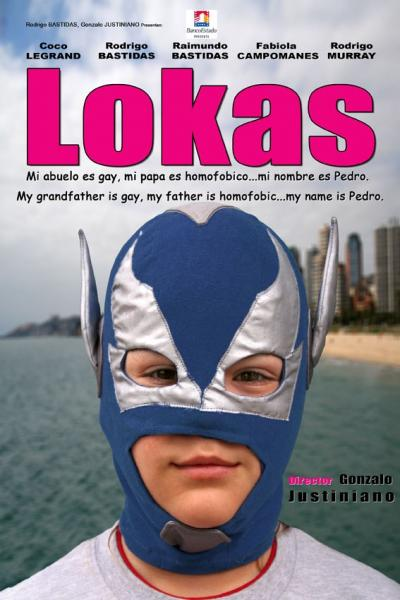 POSTER: Lokas - Chile - VER ONLINE PELICULA