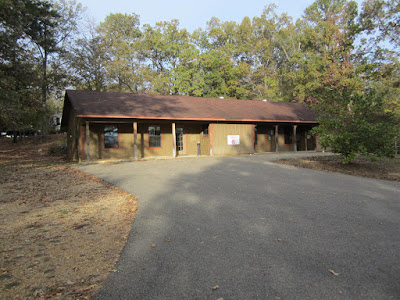 Trace State Park Eagle Ridge bathouse