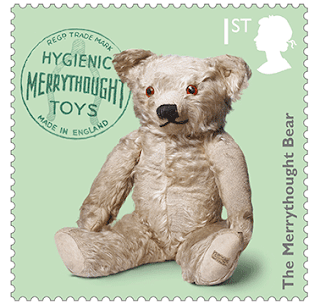 Merrythought Mohair Bears