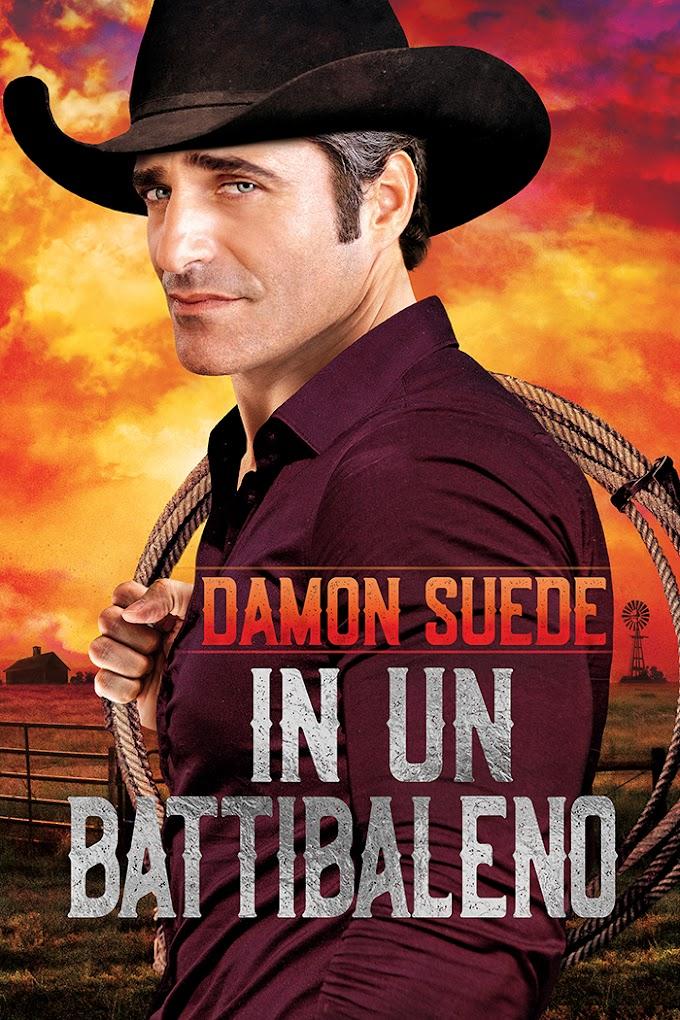 """Recensione: """"In un battibaleno"""" di Damon Suede"""