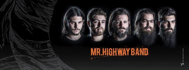 Mr. HIGHWAY BAND: Έτοιμο το νέο τους album