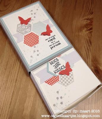 Stampin' Up! is verkrijgbaar via carooskaartjes@hotmail.nl