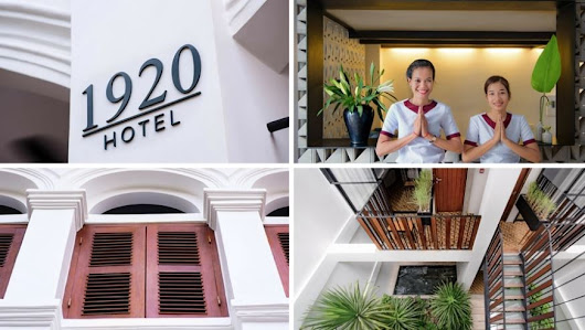 Step Back In Time At The 1920 Hotel