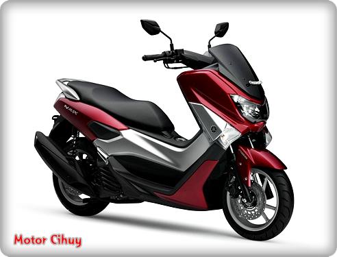 Harga dan Spesifikasi Yamaha NMAX 150 Terbaru 2015