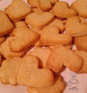 Ciasteczka maślane - Ofuniowo