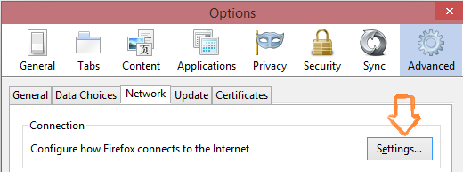 Cara Mengatasi The proxy server is refusing connections Firefox 3