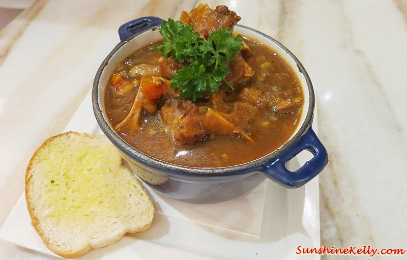 Oxtail Stew, Baci Italian Cafe, Citta Mall, Italian Cafe, Coffee, Cafe Food, Italian Food