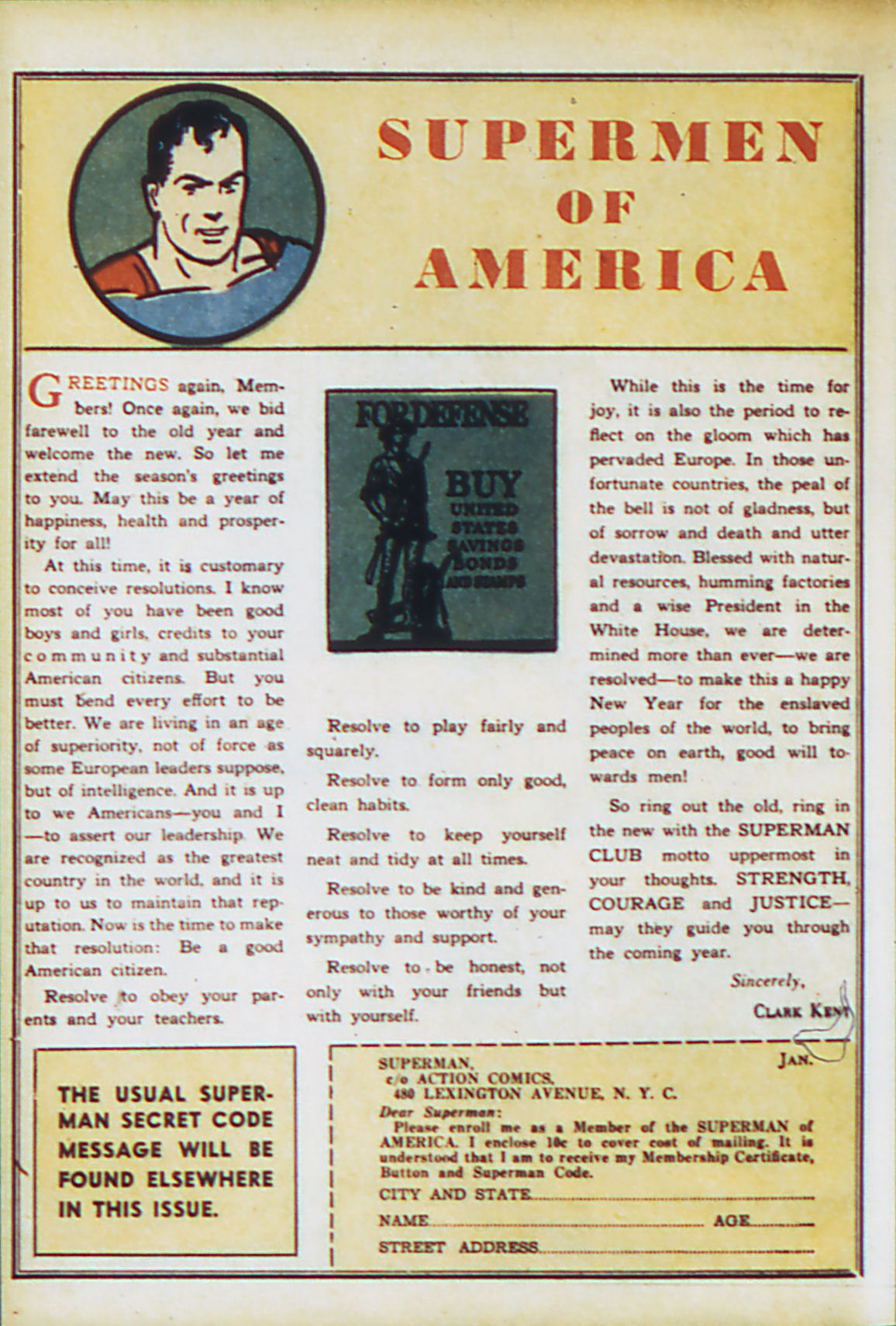 Read online Action Comics (1938) comic -  Issue #44 - 17