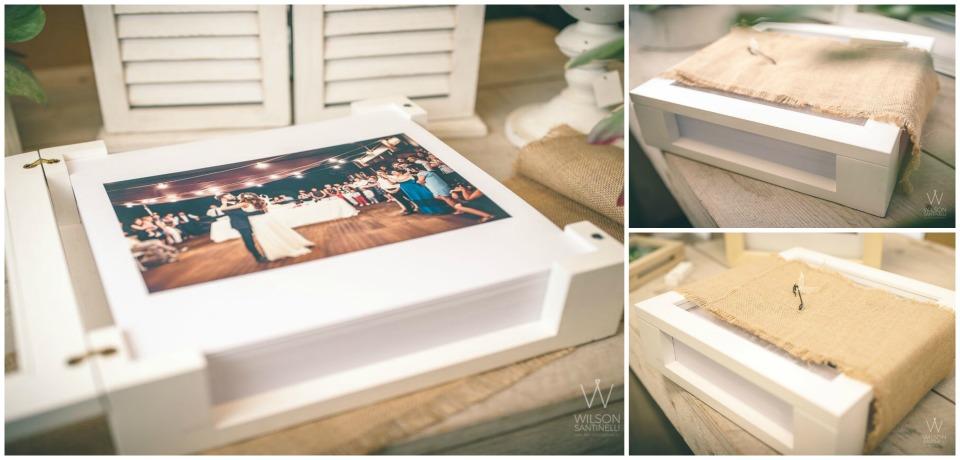 Molto Matrimonio Ecologico: Album in legno per le fotografie del vostro  ZN89