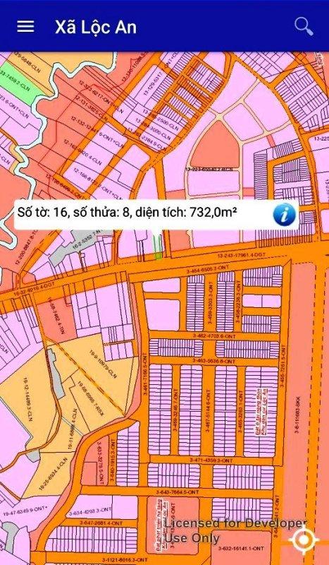 Thửa đất số 8 MT đường DT 769 đối diện dự án D2D Long Thành Đồng Nai