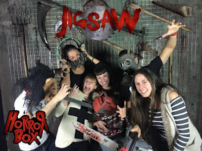 Room escape jigsaw de horrorbox