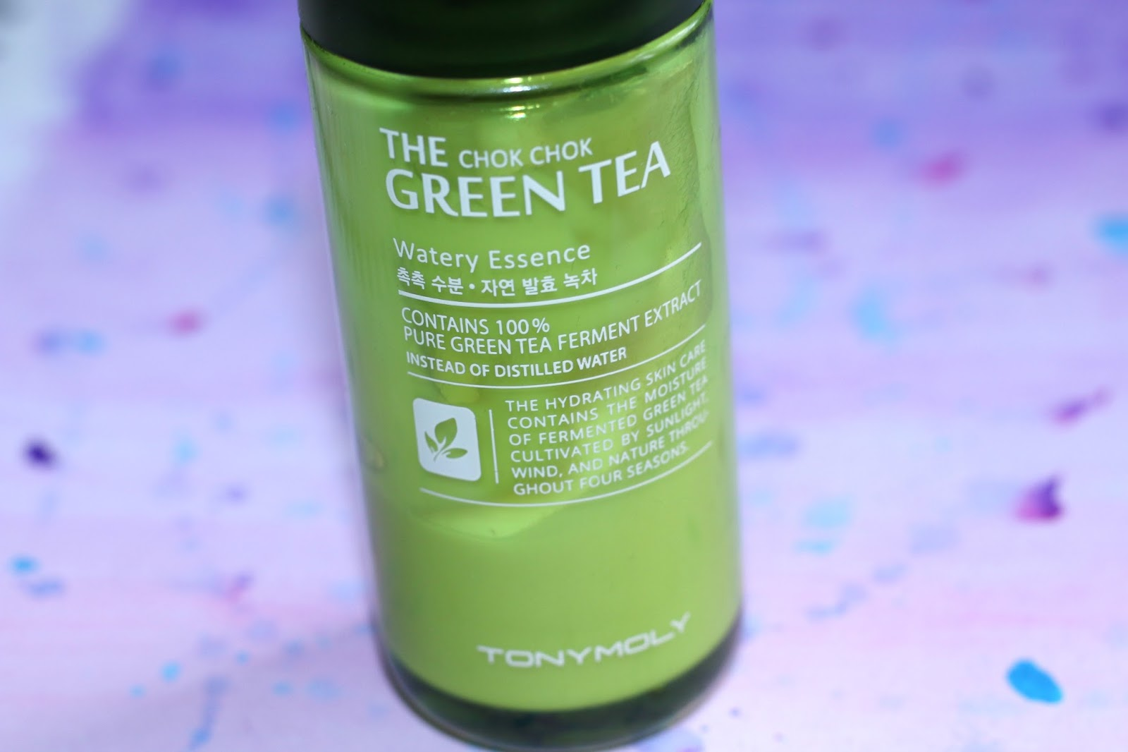 The Chok Chok Green Tea Watery Essence by TONYMOLY #20