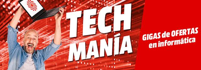 Mejores ofertas del folleto Tech Manía de Media Markt