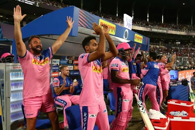 IPL 2019: RR Keeps Their Play-off Hopes Alive After Win vs KKR