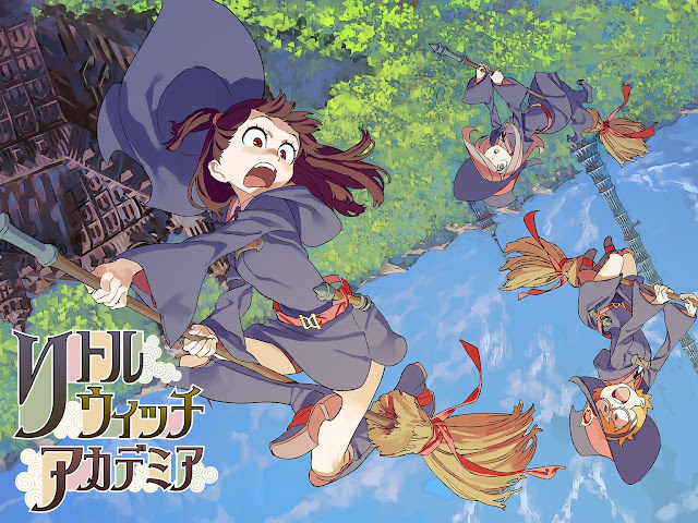 Little Witch Academia Movie Poster