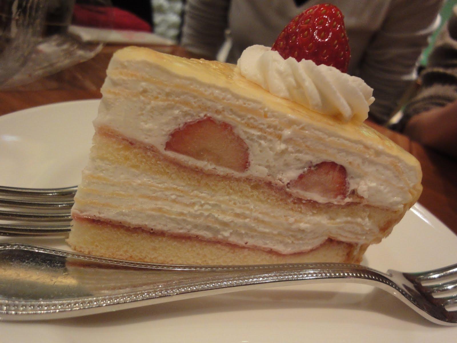 "Korean Crepe Cake Recipe: The ""Crepe"" Journey..."