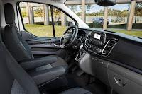 Ford Transit Custom PHEV (2019) Interior