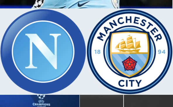 NAPOLI MANCHESTER CITY Streaming Rojadirecta: info YouTube Facebook Video Live, dove vedere Diretta TV con Tablet iPhone Pc