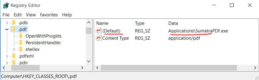 File Associations in Server 2012 R2 on XenApp 76  XenApp