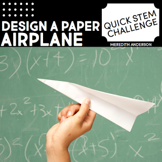 https://www.teacherspayteachers.com/Product/Paper-Airplane-STEM-Challenge-Quick-STEM-Activity-3175974?utm_source=Momgineer%20Blog&utm_campaign=EOY%20STEM%20Paper%20Airplane