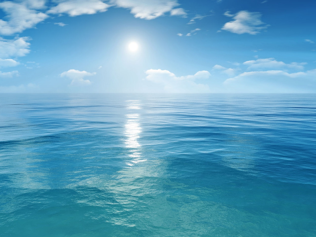 With Girl Blue Sea Wallpapers