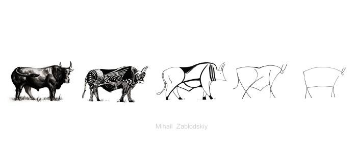 Графика. Михаил Заблодский 13