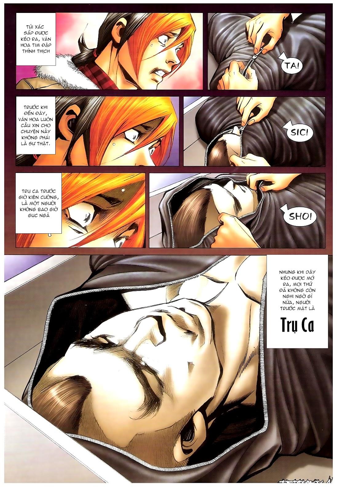 Người Trong Giang Hồ - Chapter 1382: Máu lệ nhạt nhòa - Pic 15