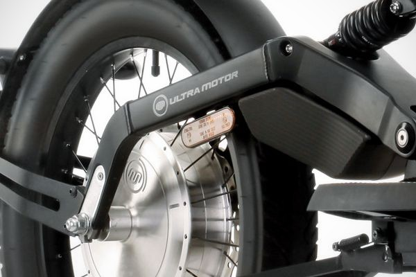 UItra Motor A2B Excel Electric Scooter
