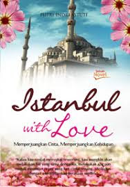 Cover buku Istanbul With Love