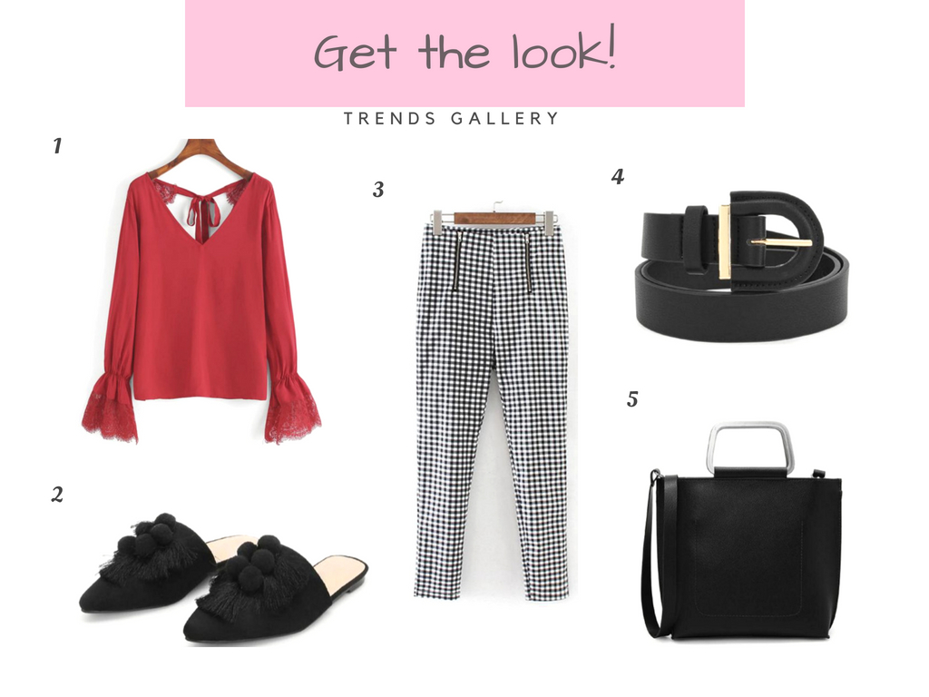 Multicoloured_gingham_cigarette_trousers_pantalon_vichy_shopping_cinturon_trends_gallery_get_the_look